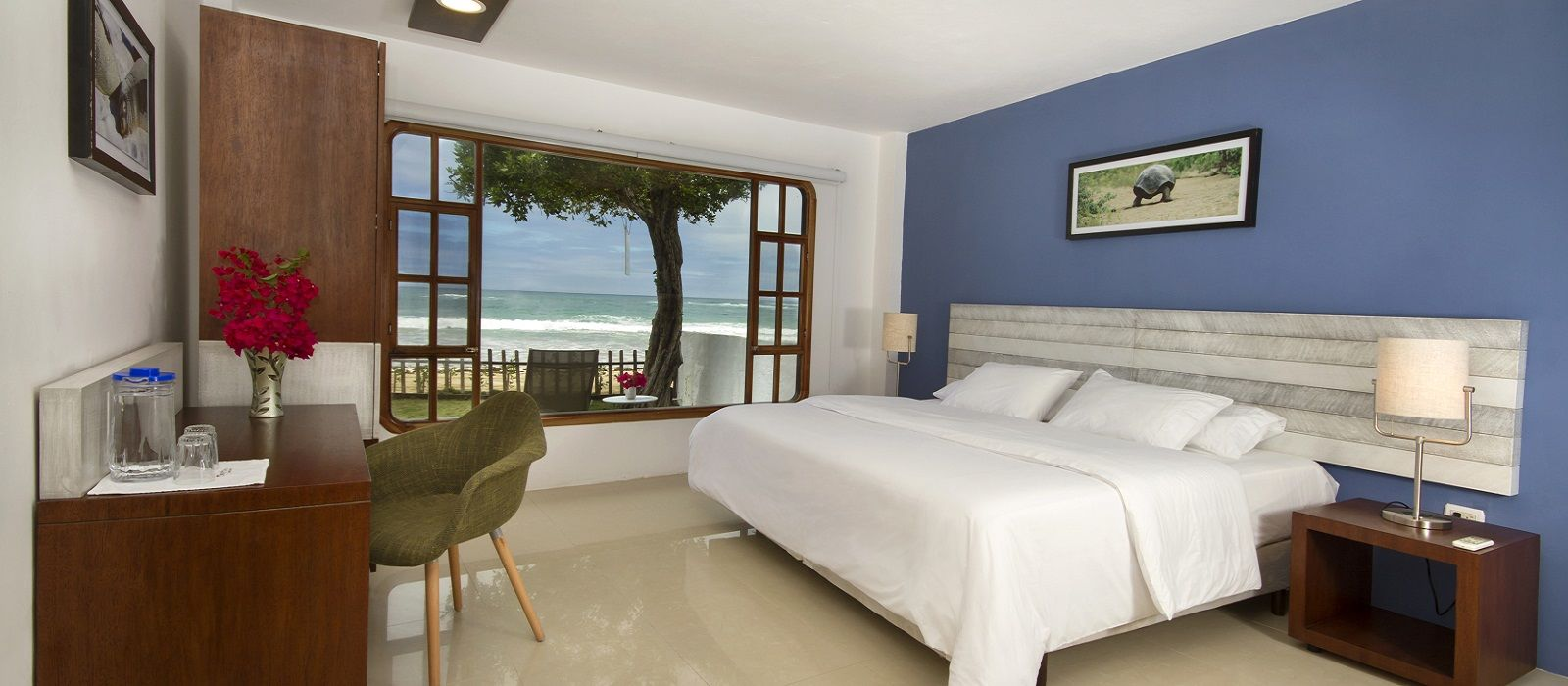 Hotel Casita de la Playa Ecuador/Galapagos