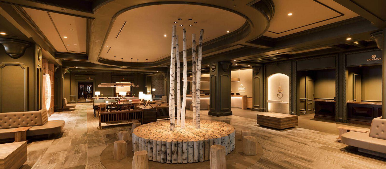 Hotel Hoshino Resorts OMO7 Asahikawa Japan