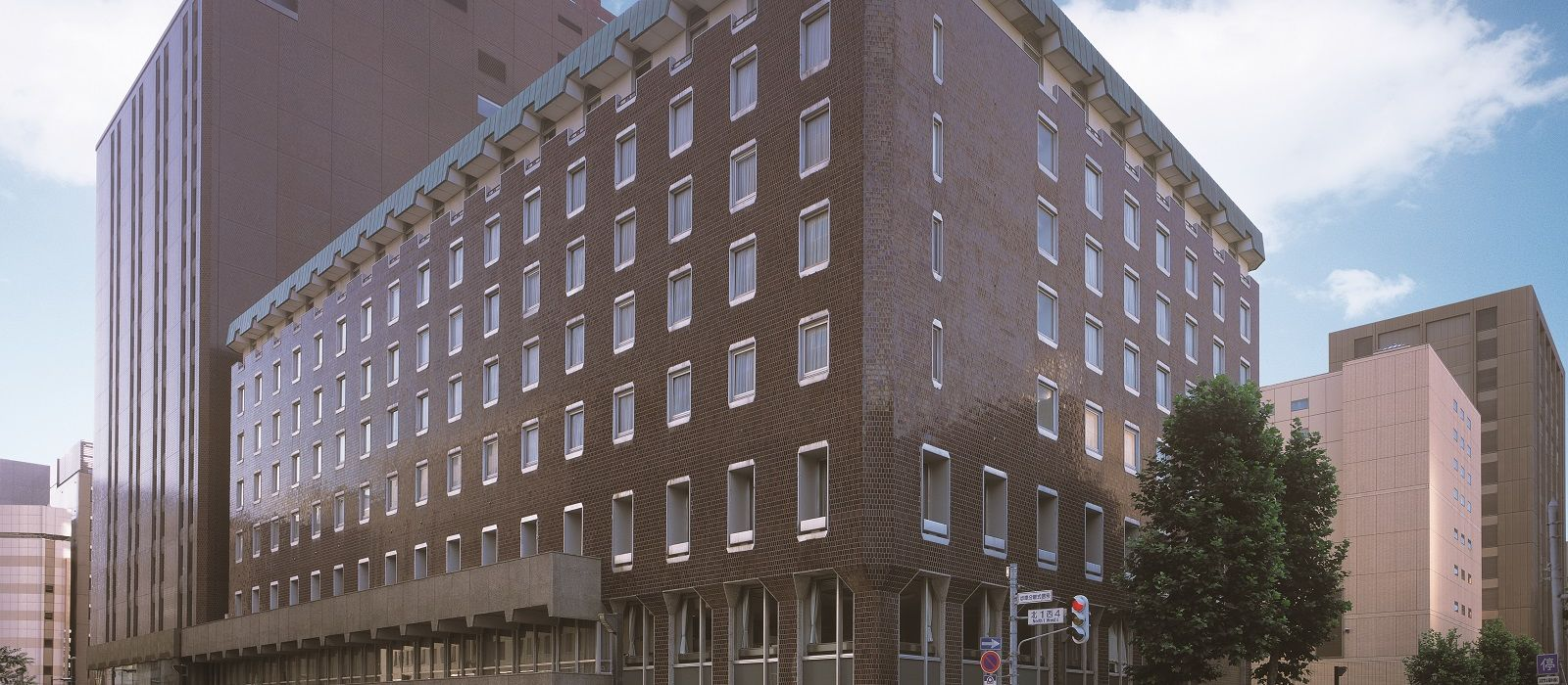 Hotel Sapporo Grand  Japan