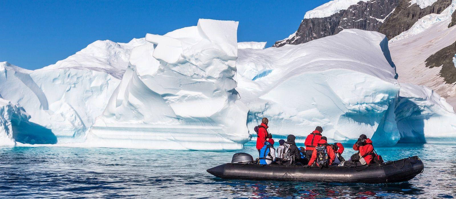 Chile & Antarktis: Sagenhafte Schneelandschaften Urlaub 2