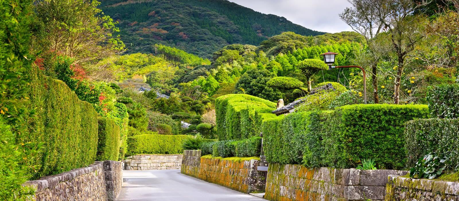 Destination Kagoshima Japan