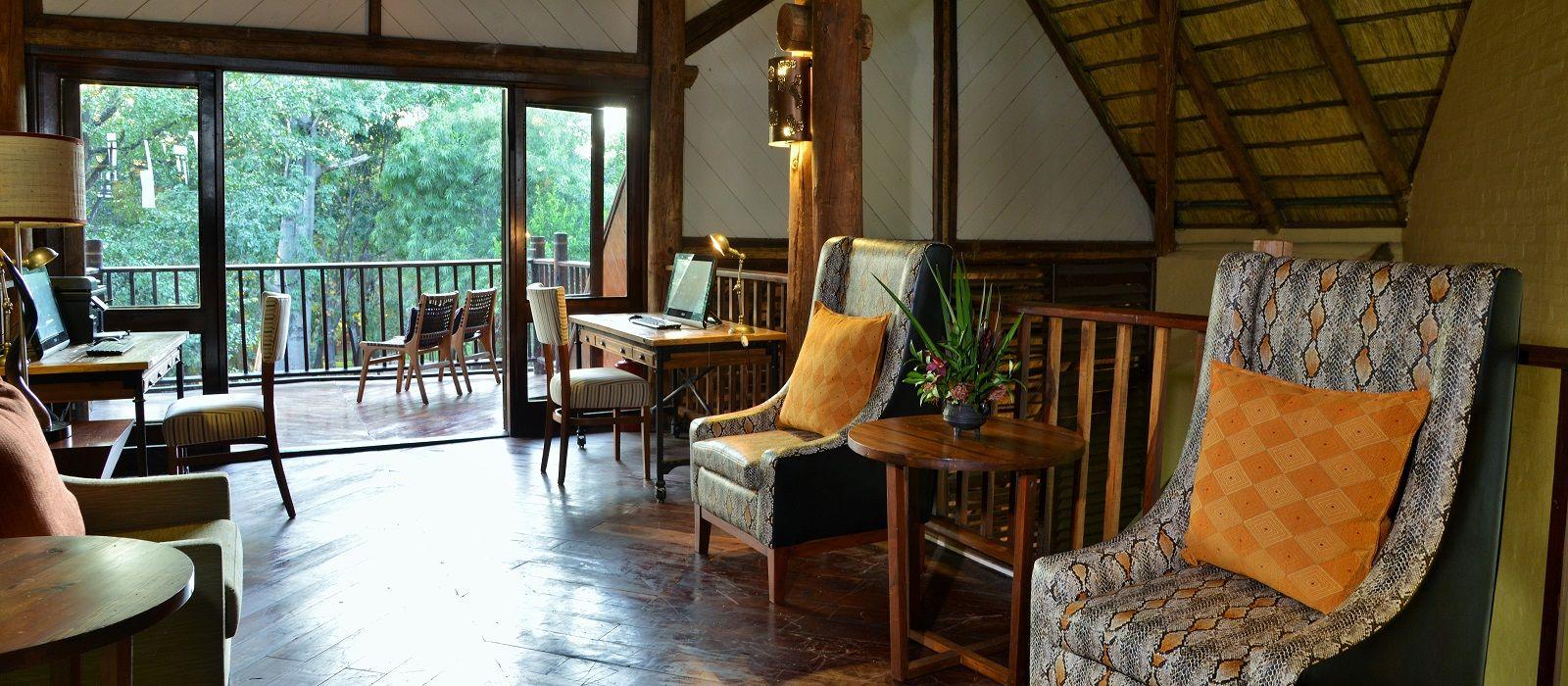 Hotel Victoria Falls Safari Lodge Zambia