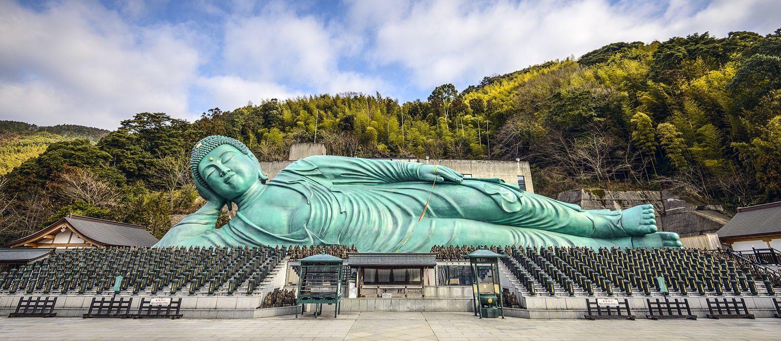 Unbekanntes Japan Urlaub 2
