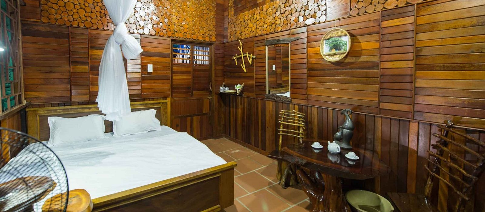Hotel Mekong Rustic Can Tho Vietnam