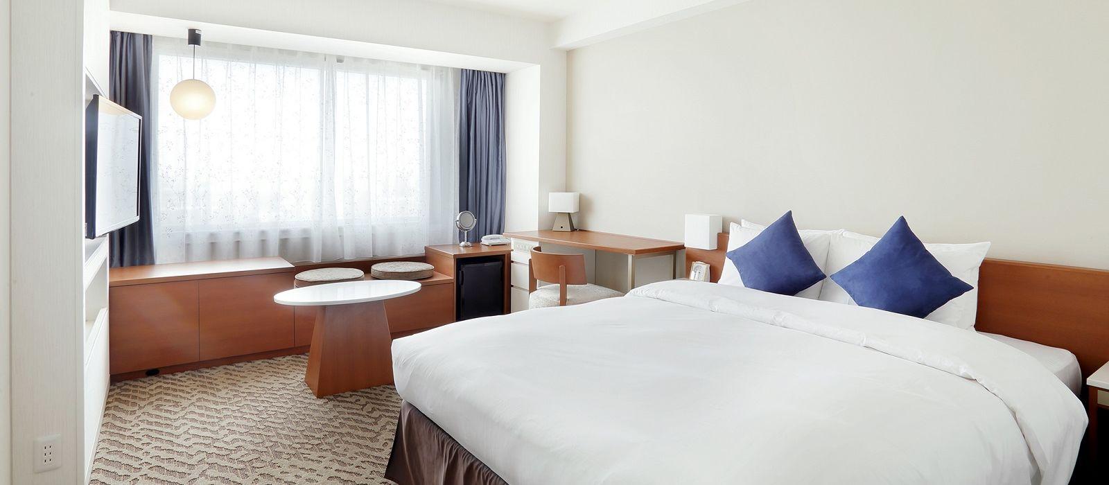 Hotel Keio Plaza  Sapporo Japan
