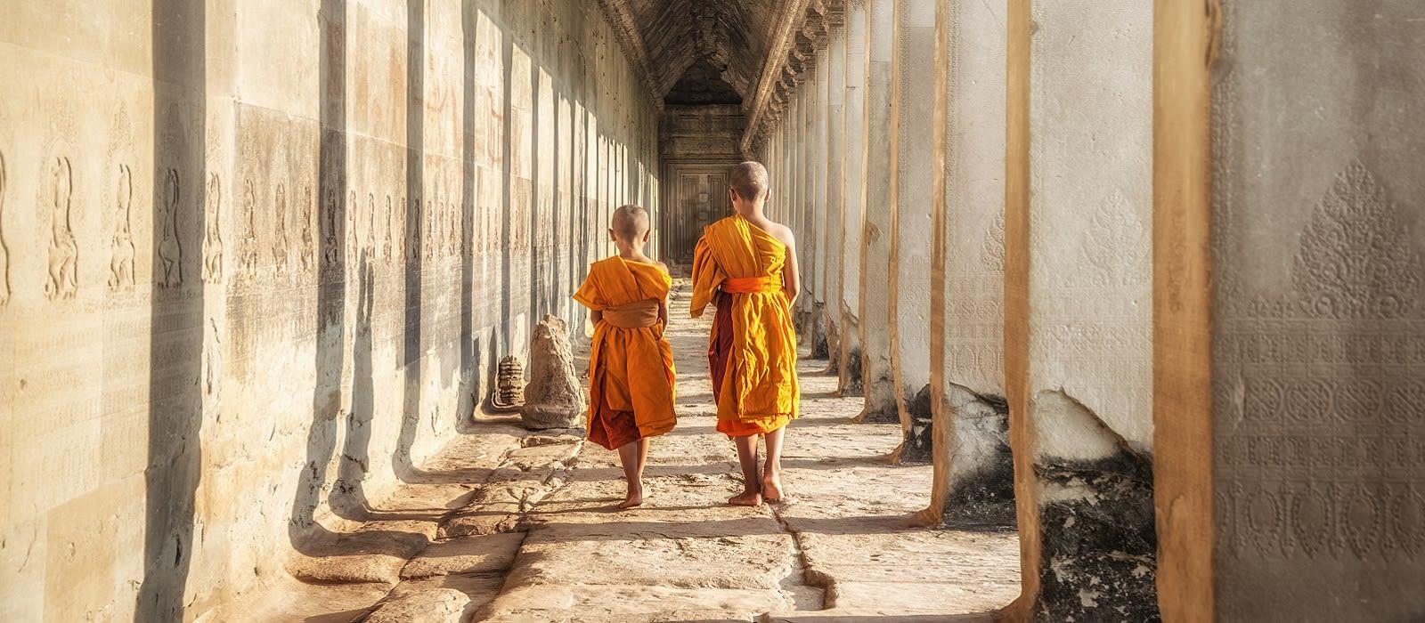 Classsic Cambodia Tour Trip 1