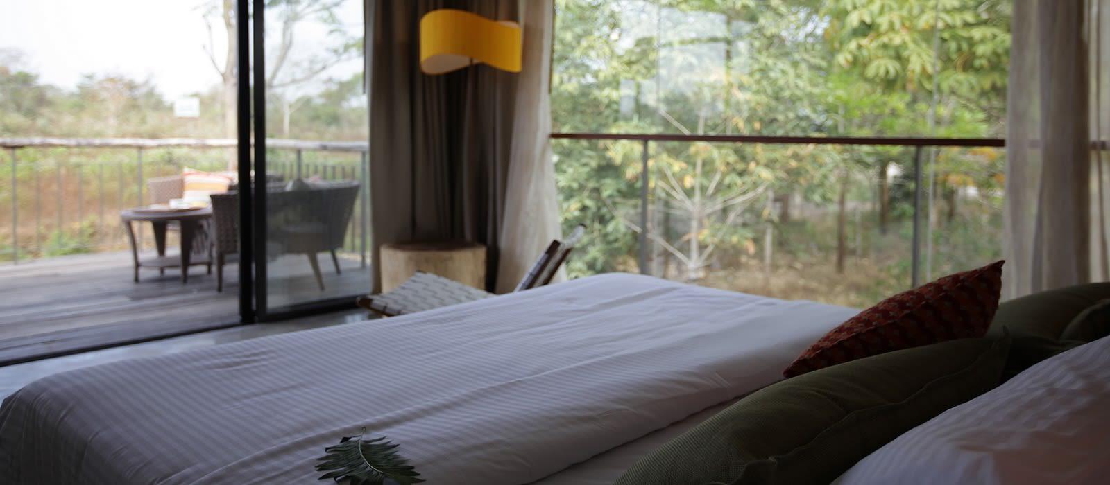 Hotel Kaav Safari Lodge South India