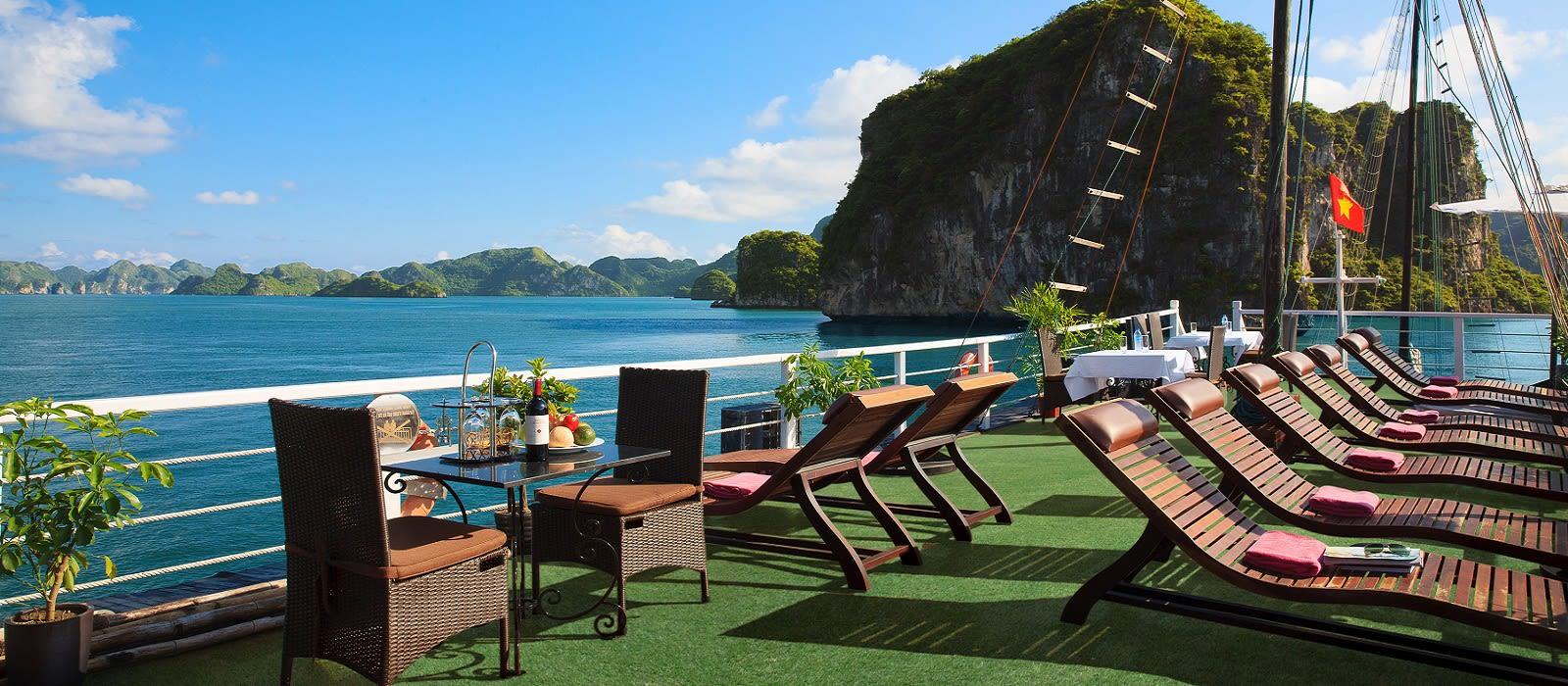 Hotel Carina Cruise Halong Bay Vietnam