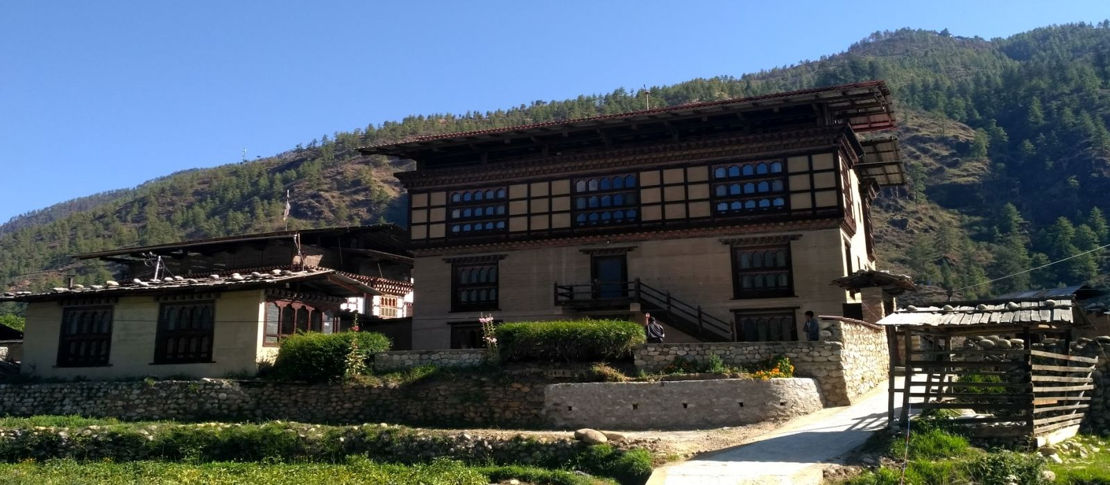 Hotel The Village Lodge Bhutan