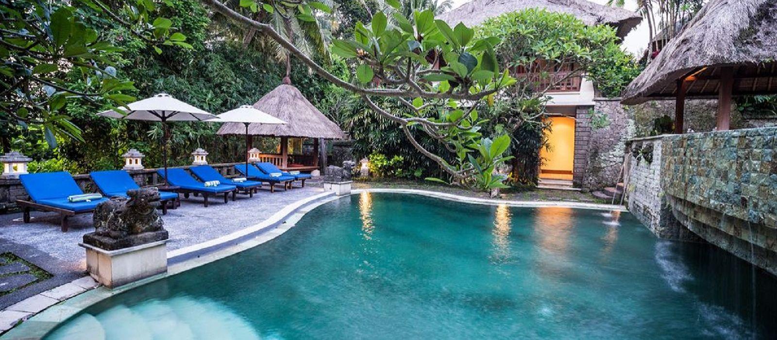 Hotel Kori Ubud Indonesien