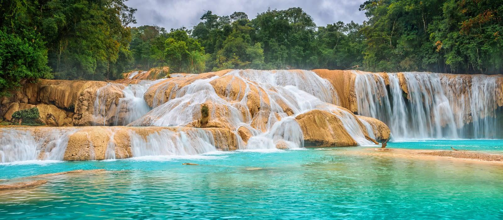 Reiseziel Palenque Mexiko