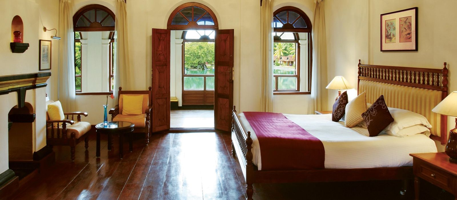 Hotel Taj Kumarakom Resort & Spa South India