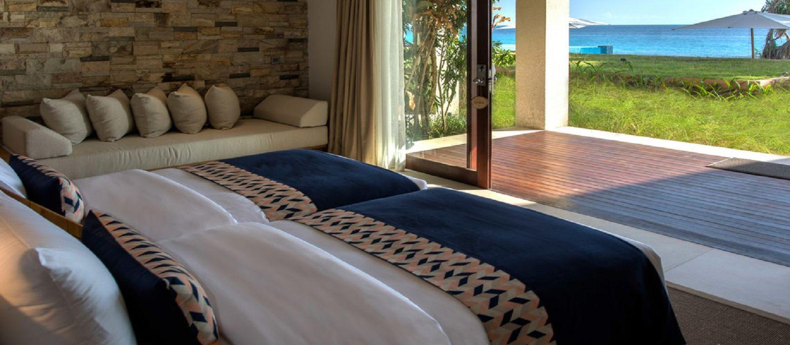 Hotel Katamaran Resort Indonesien