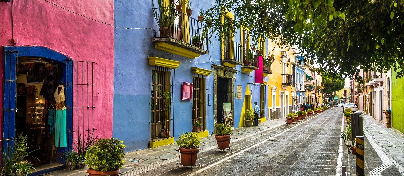 Große Tour durch Mexiko Urlaub 2