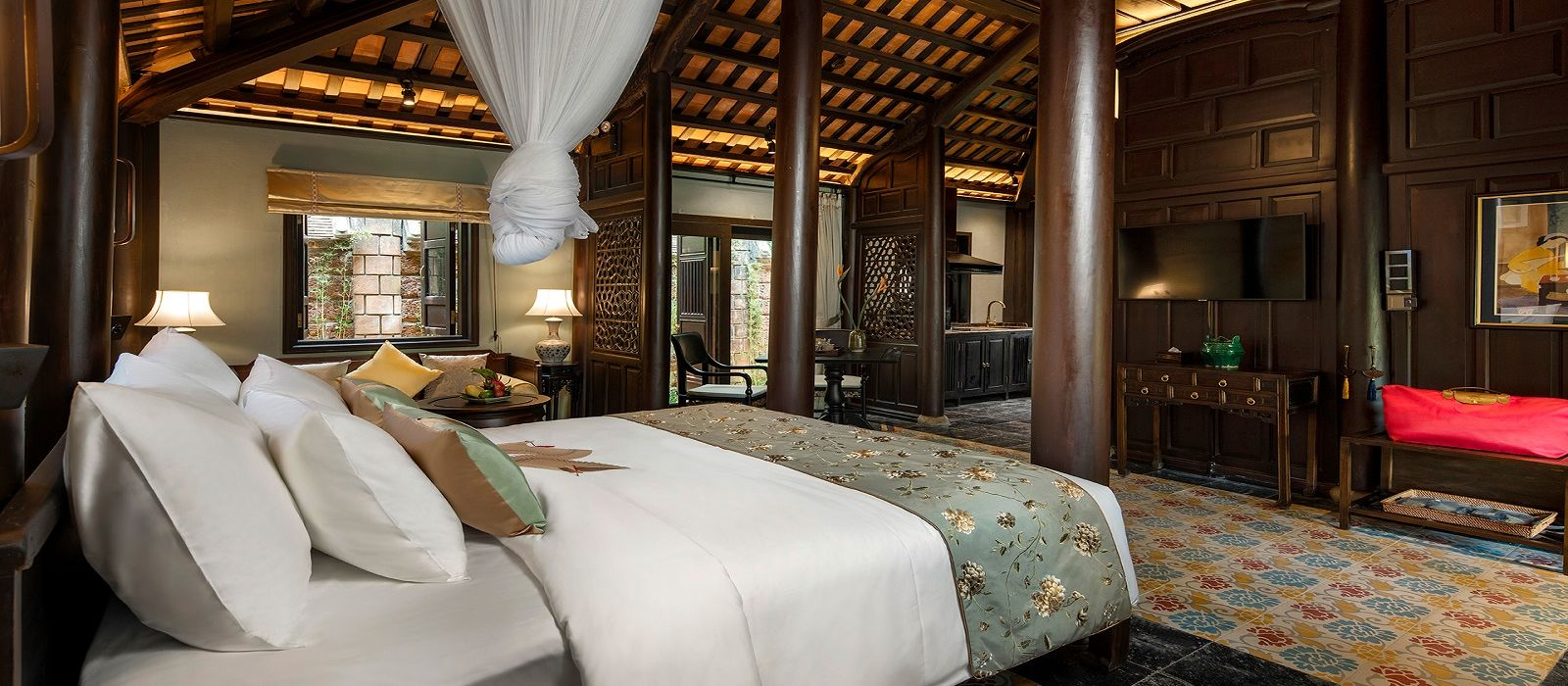 Hotel Ancient Hue Garden House Vietnam