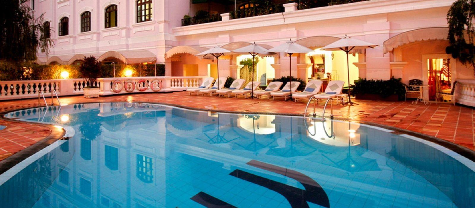 Hotel  Saigon Morin Vietnam