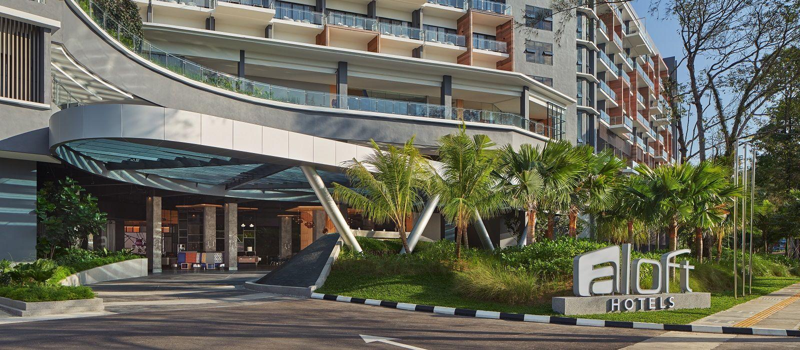 Hotel Aloft Langkawi Pantai Tengah Malaysia