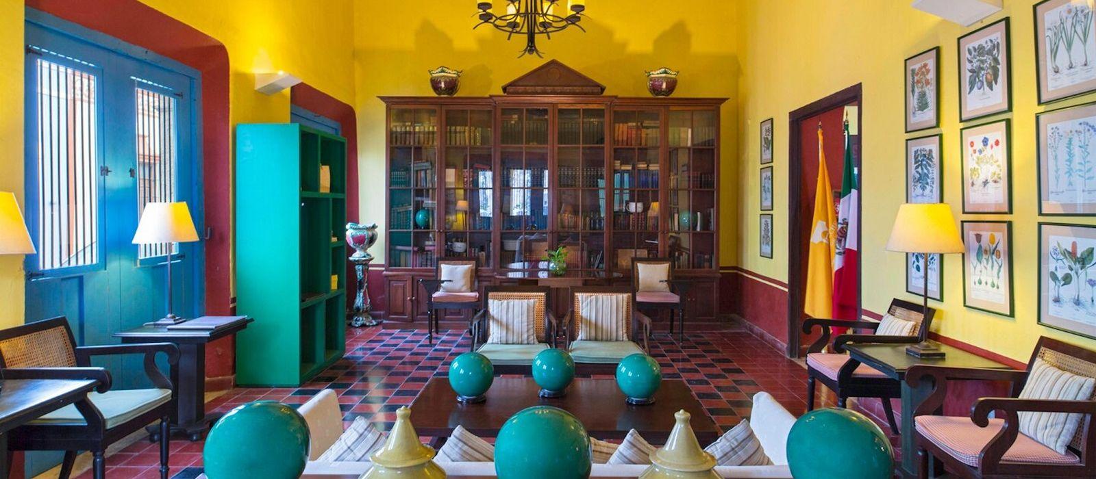 Hotel Hacienda Puerta Campeche Mexiko