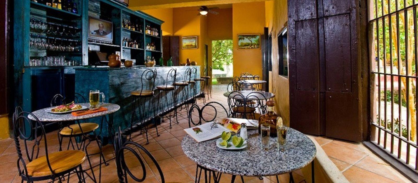 Hotel Hacienda Misné Mexico