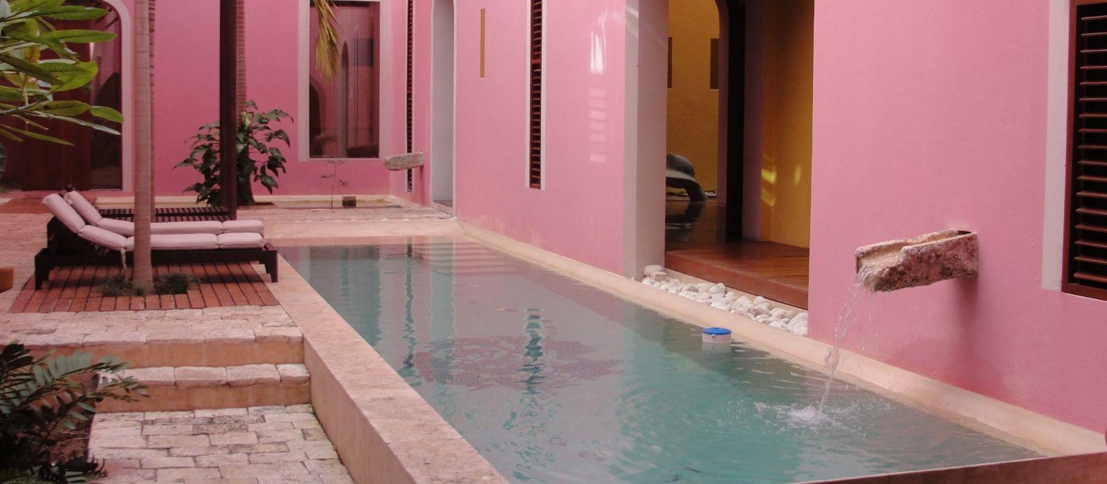 Hotel Rosas & Xocolate Boutique  & Spa Mexico