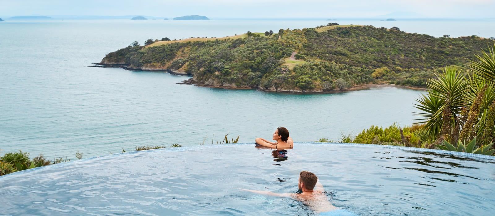 Auf dem Weinwanderweg durch Neuseeland Urlaub 5