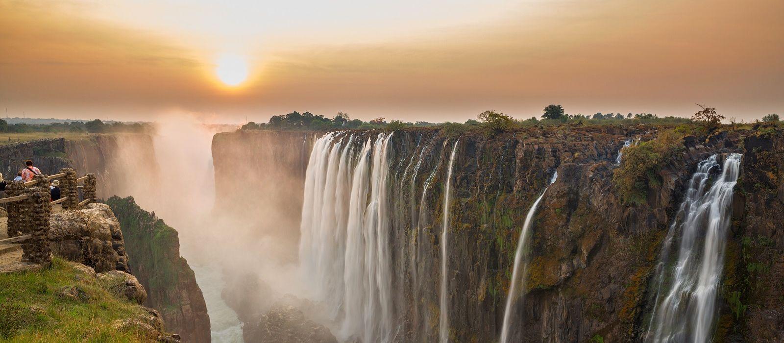 Namibia, Botswana & Simbabwe: Selbstfahrer-Reise via Caprivi Urlaub 1