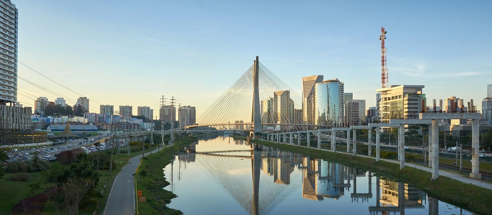 Brazil's Big Cities, Nature and Beach Tour Trip 6