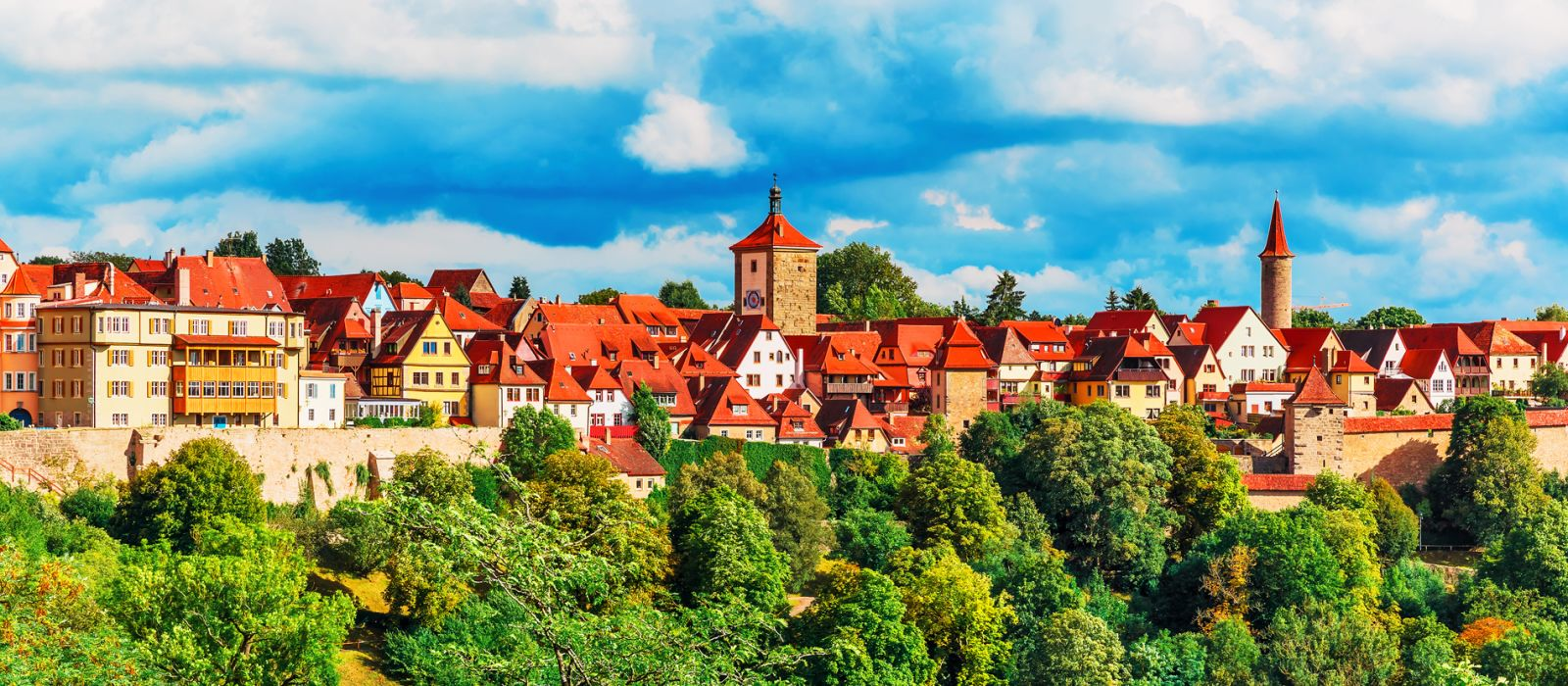Bavarian Countryside and Romantic Road Tour Trip 2
