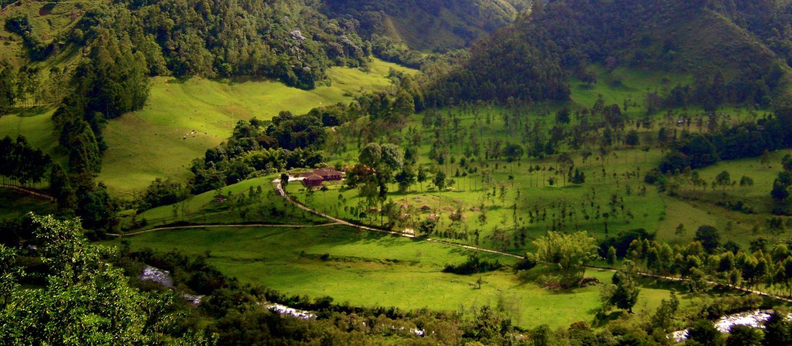 Kolumbien: Cartagena, Kaffeeregion & Isla Baru Urlaub 4