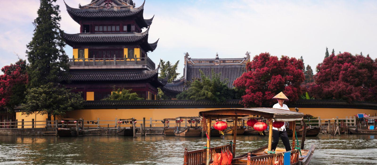 China ganz klassisch Urlaub 2