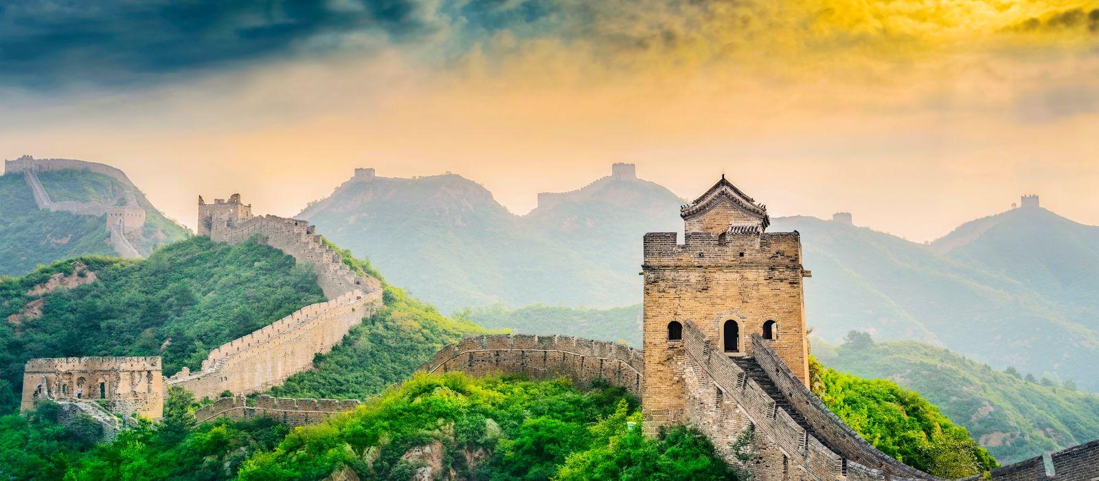 Imperial Cities, Tibet & Yangtze River Cruise Tour Trip 5
