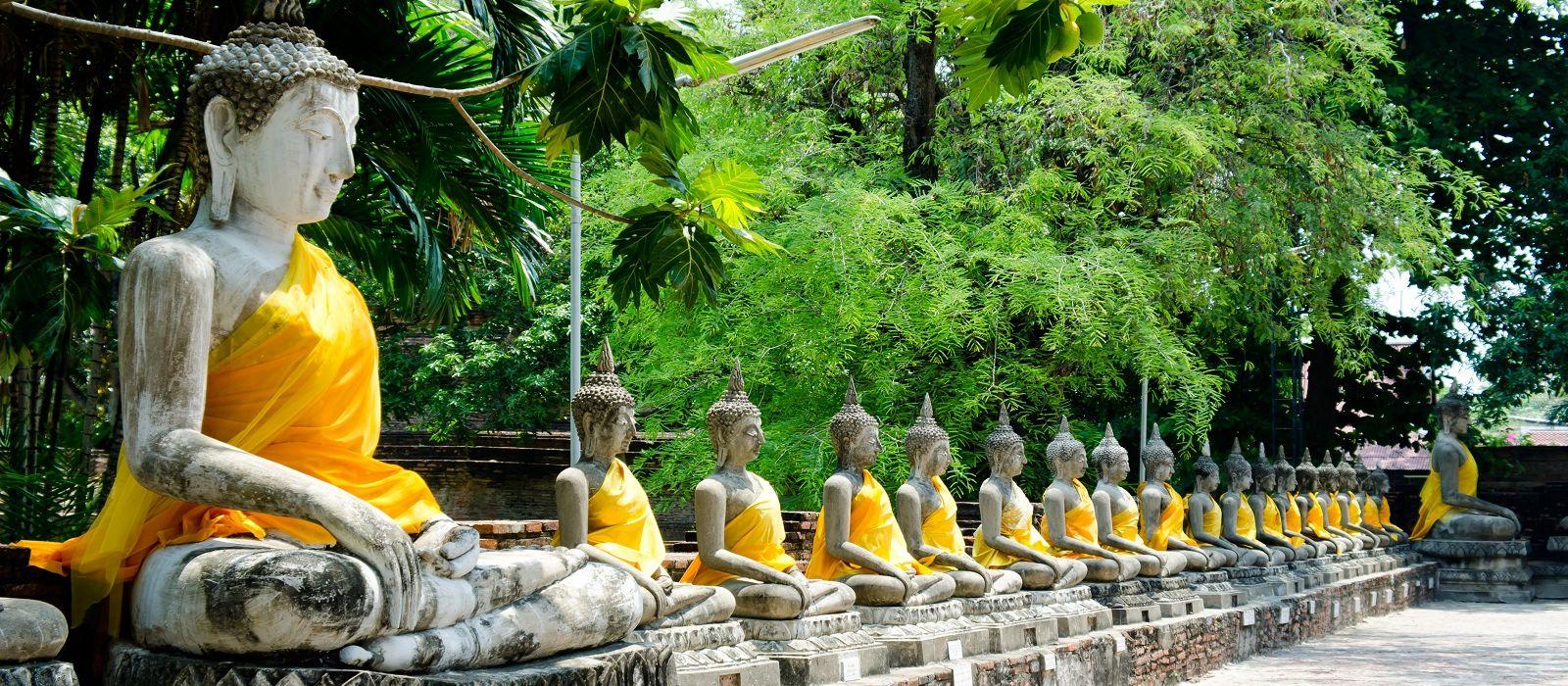 Thailand hautnah Urlaub 2