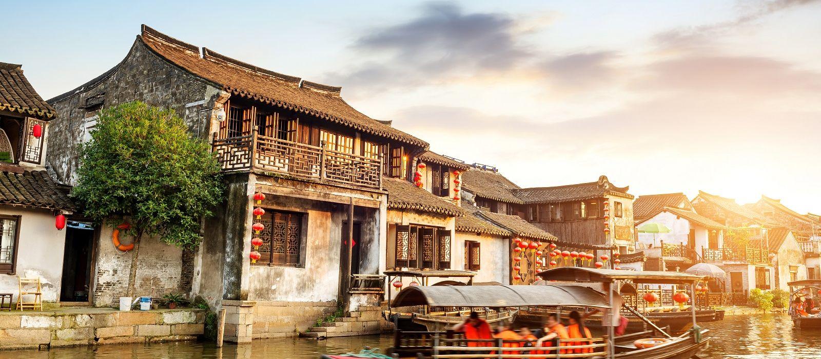 China für Einsteiger: Von Peking (Beijing) nach Shanghai Urlaub 2