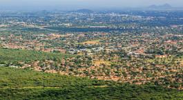Reiseziel Gaborone Botswana