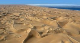 Reiseziel Namib Rand Naturschutzgebiet Namibia