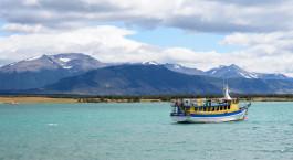 Reiseziel Puerto Natales Kreuzfahrt Chile