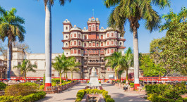 Destination Indore Central & West India