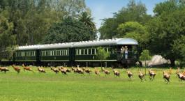 Reiseziel Rovos Rail (Viktoriafälle – Pretoria) Südafrika