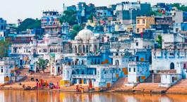 Reiseziel Pushkar Nordindien