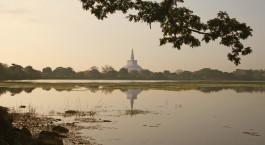 Reiseziel Anuradhapura Sri Lanka