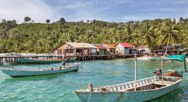 Reiseziel Kep Kambodscha