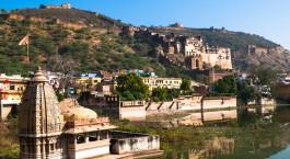 Reiseziel Bundi Nordindien