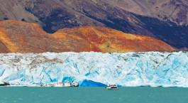 Reiseziel Lago Viedma Argentinien