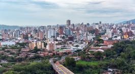 Reiseziel Bucaramanga Kolumbien