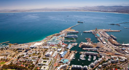 Reiseziel Kapstadt Hafenviertel – V&A Waterfront Südafrika
