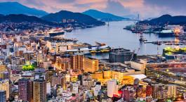 Reiseziel Nagasaki Japan