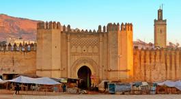 Reiseziel Fes Marokko