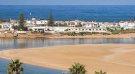 Reiseziel Oualidia Marokko