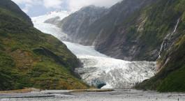 Destination Franz Josef Glacier New Zealand