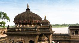 Reiseziel Maheshwar Nordindien